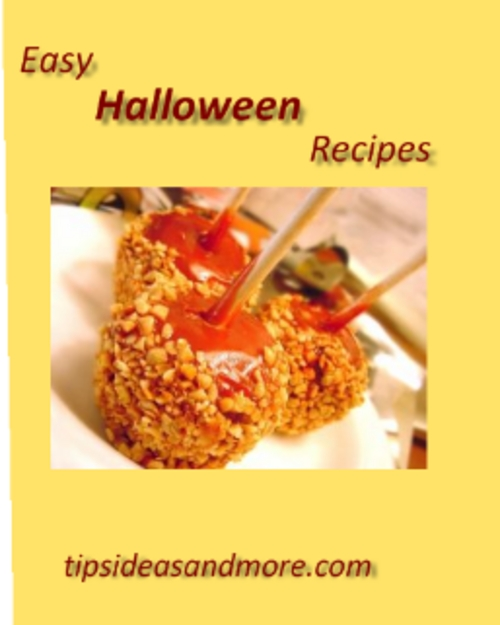Product picture Easy Halloween Recipes